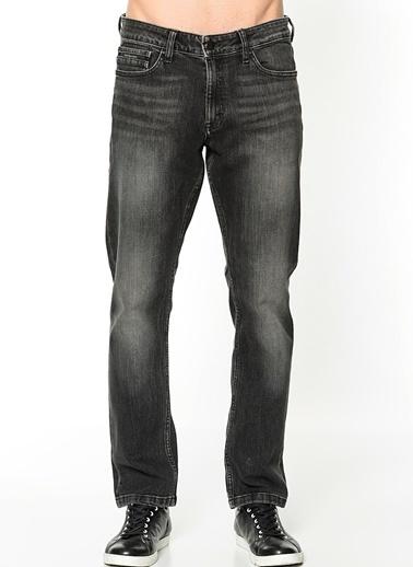 Calvin Klein Jean Pantolon | Slim Straight Gri